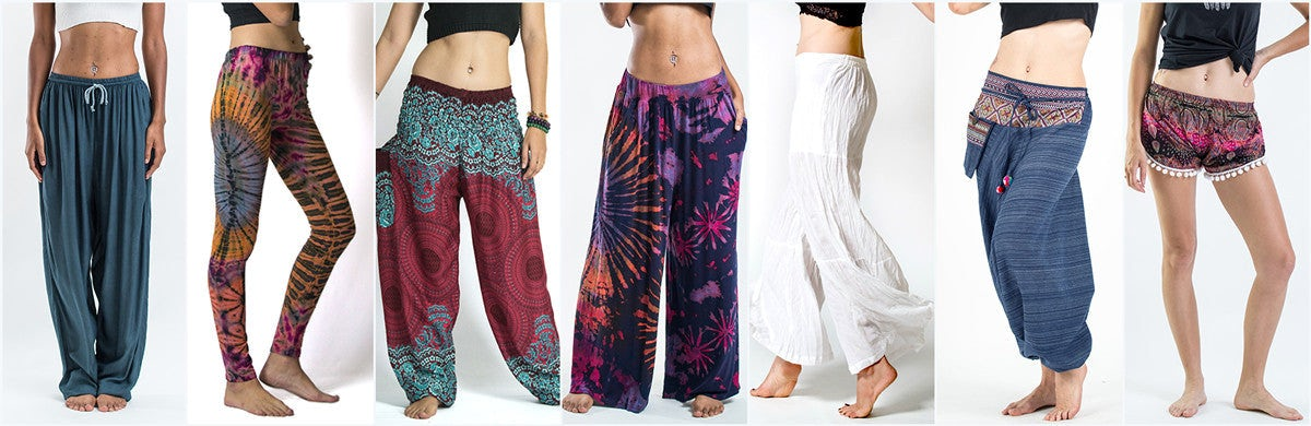 Women's Leggings, Pants and Shorts