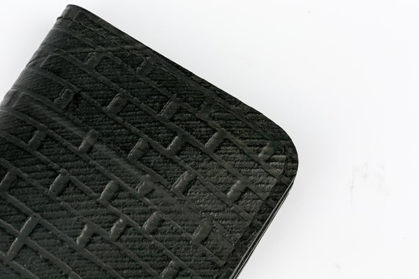 Upcycled Rubber Card Wallet