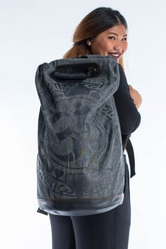 Infinitee Ohm Denim Gear Backpack