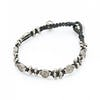 Hill Tribe Silver Color Bead And Charm Bracelets 14