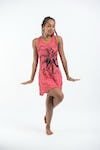 Sure Design Womens Octopus Tank Dress Red