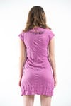 Sure Design Womens Eagle Dress Pink