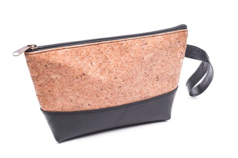 Upcycled Cork Rubber Pouch