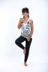 Womens Batman Ganesh Tank Top in White