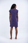 Sure Design Womens Octopus Dress Purple