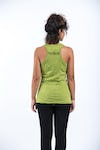 Sure Design Womens Durga Tank Top Lime