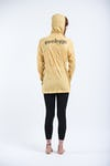 Unisex Tree of Life Hoodie in Yellow
