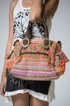 Thai Hmong Embroidered Hand Made Boho Bag