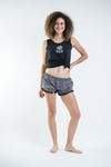 Sure Design Aztec Stripes Super Light Pom Pom Shorts Black/Black