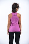 Sure Design Womens Eagle Tank Top Pink
