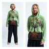 Sure Design Tree of Life Hoodies Green