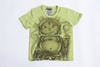 Kids Baby Buddha T-Shirt in Lime